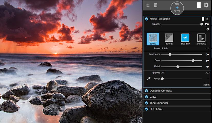 ON1 Effects Photoshop plugin
