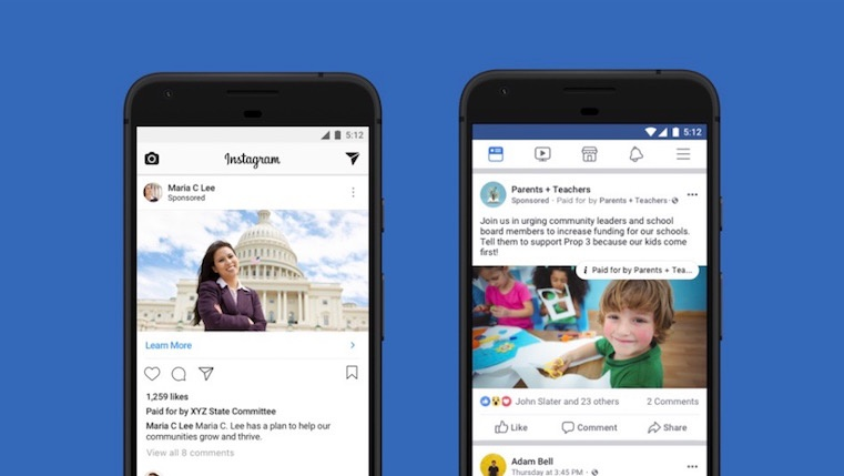 Facebook Has Launched Its Political Ad Archive