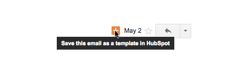 Save Email Templates Directly from Gmail