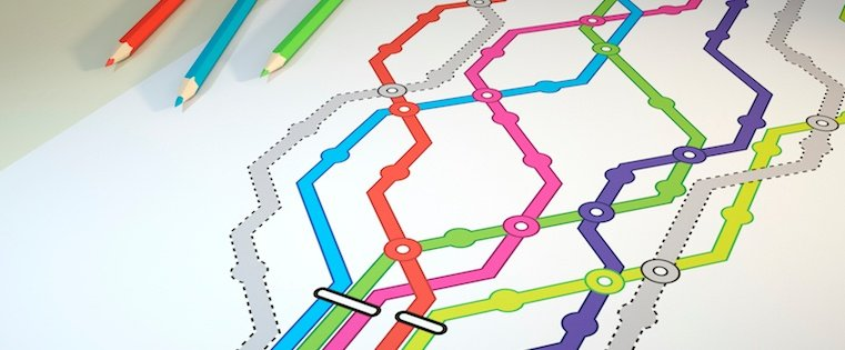 The Best & Worst Subway Map Designs From Around the World