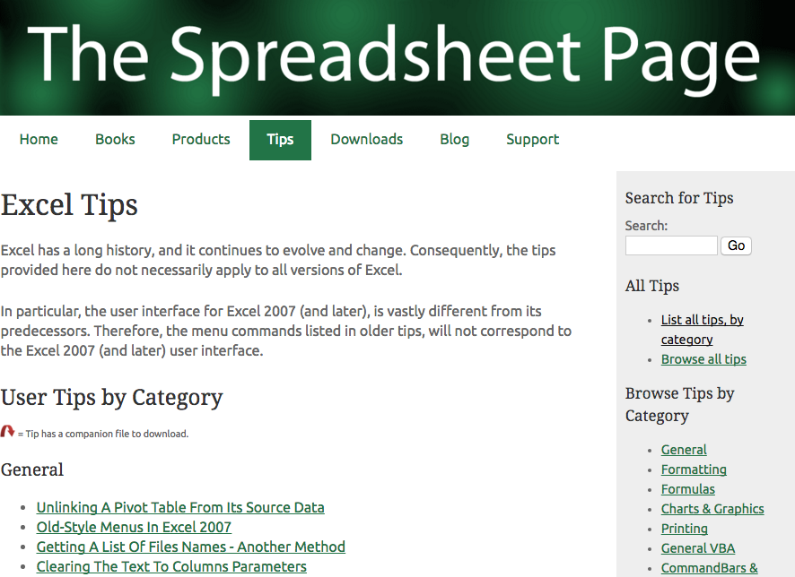 Where To Learn Excel The 10 Best Resources On The Internet