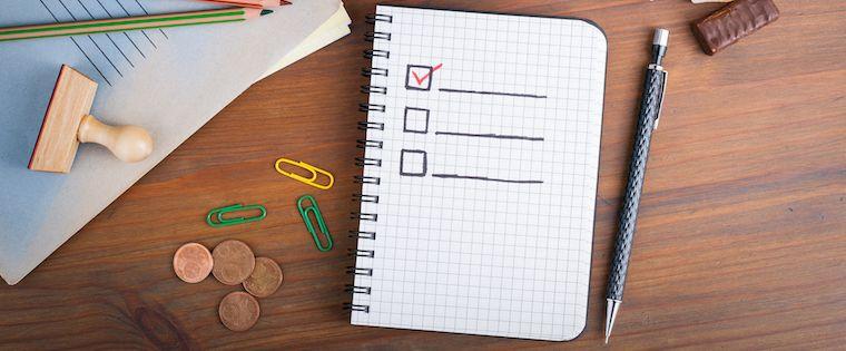 Como redigir um currículo: Dicas da lista de verificação definitiva de currículos