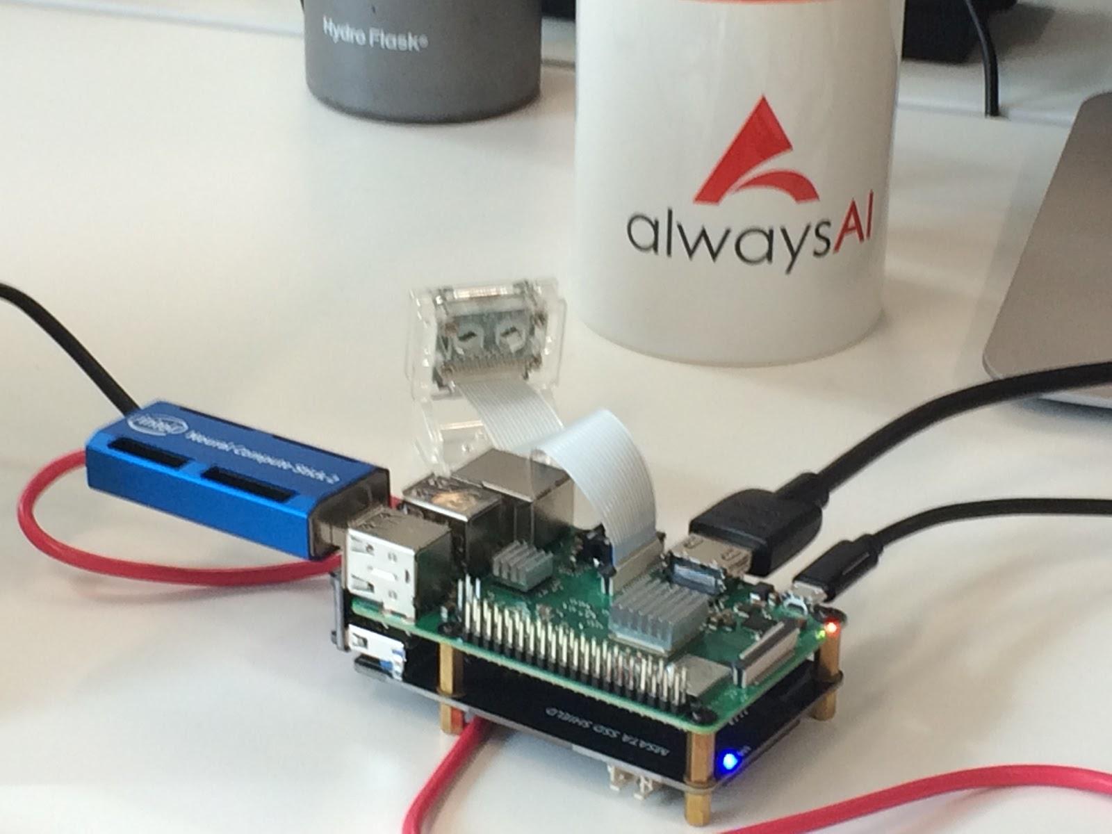 alwaysAI Computer Vision Platform