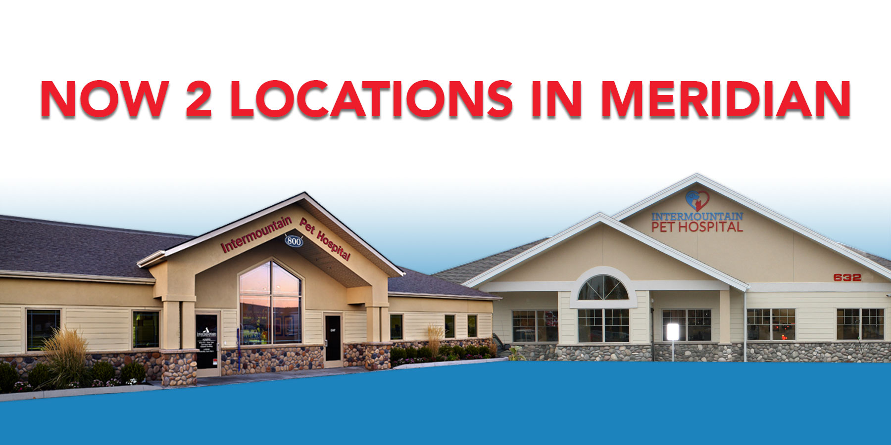 2 locations in Meridian