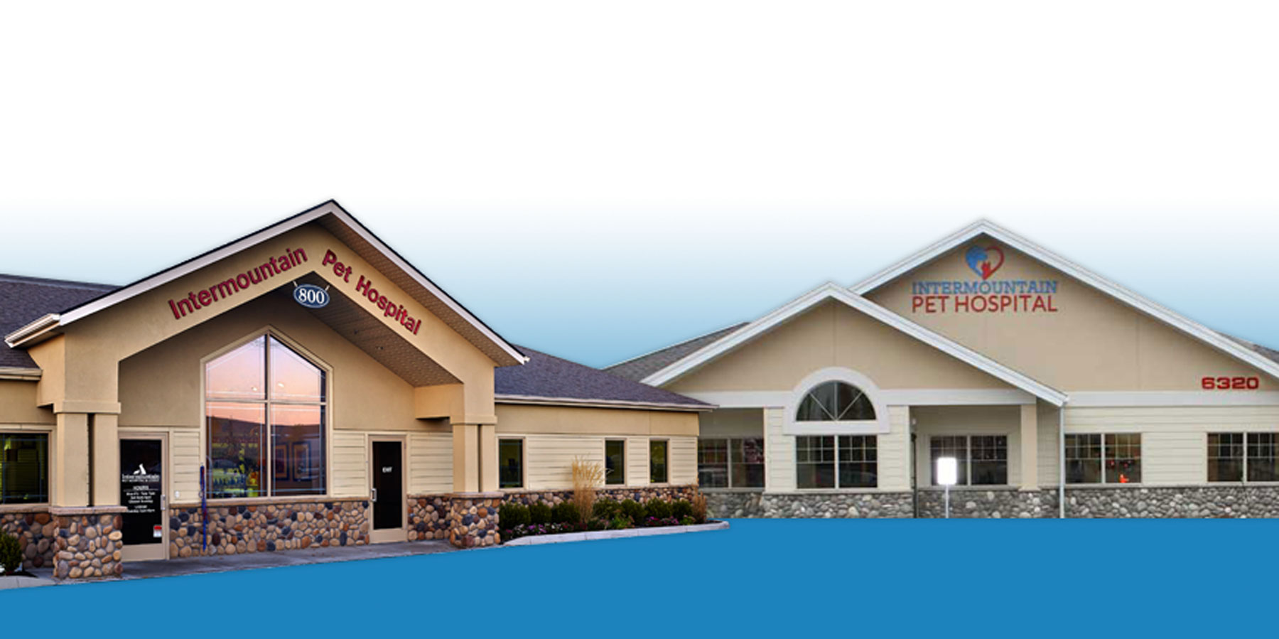 Now 2 Intermountain Pet Hospital Locations