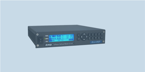 RM8 — Software Defined Modem and ALE Controller - HF