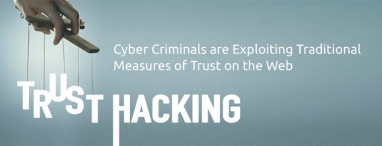 Trust Hacking Graphic