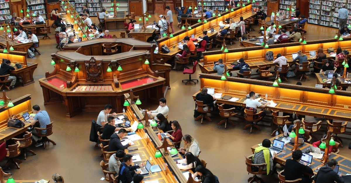 The future of academic libraries and media literacy in the experience  economy