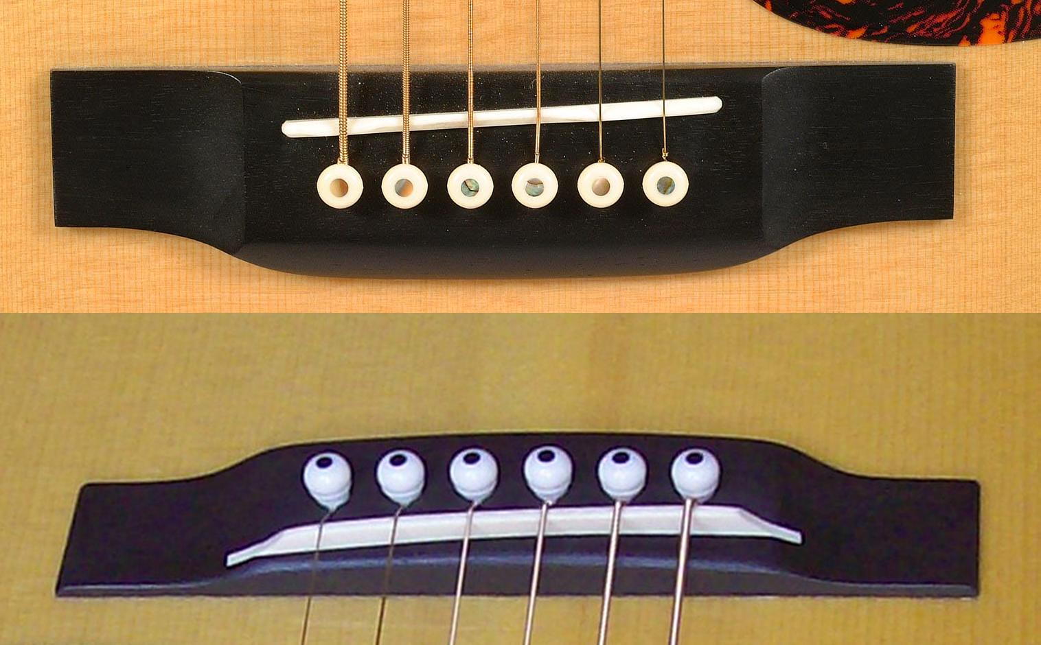 Полуакустическая гитара своими руками
