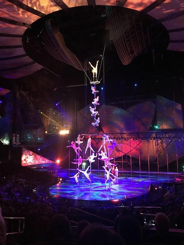 Mystere by Cirque de Soleil