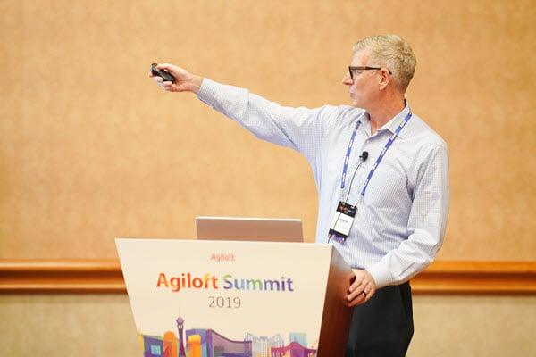 Patrick Farrell Agiloft Summit 2019