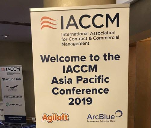 IACCM APAC 2019 Sponsors