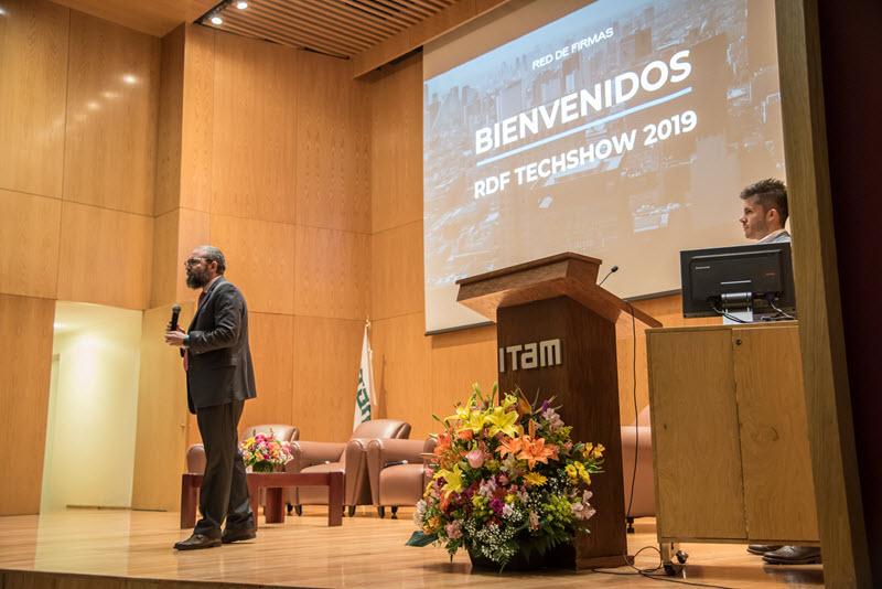 welcome keynote RDF Techshow 2019