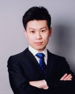 Head SHot of Andy Wu, General Manager and Vice President, Global Shares Asia