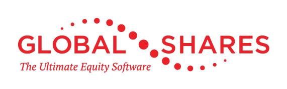 Global Shares logo + tagline