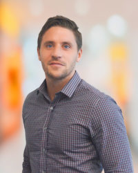 Photo of Hugh Curran, Global Shares Managing Director North America