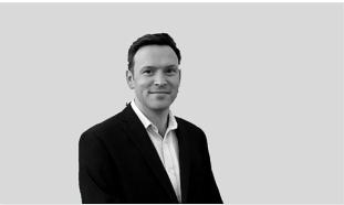 Headshot of Barry McKernan Global Shares Director of Client Management for the EMEA
