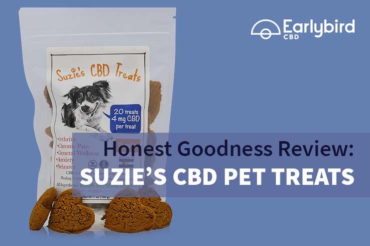 CBD snacks for dogs