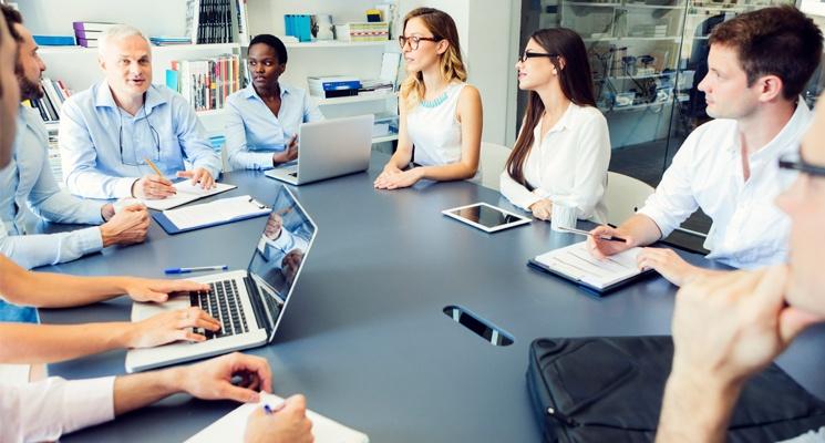 Resultado de imagem para escritório executivo de contabilidade reunião