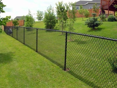 How To Build A Fence Chain Link Basics