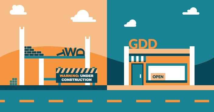 TWD vs GDD