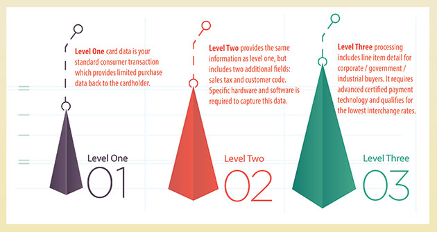 Level 3 Card Data | Level 3 Credit Card Payment Processing