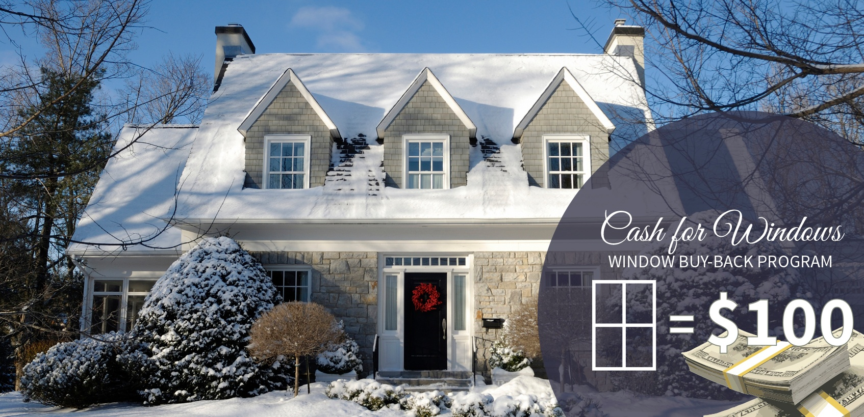 winterize your windows and doors