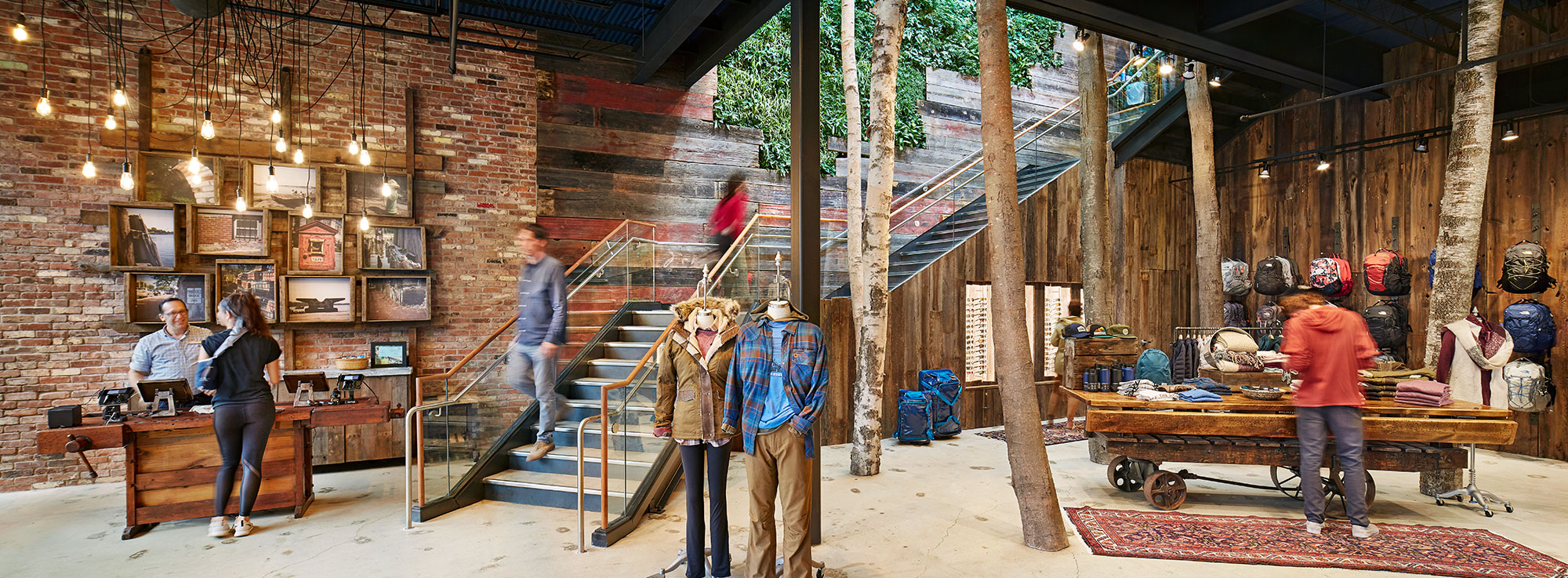 Outdoor Lifestyle Retail Architecture And Design