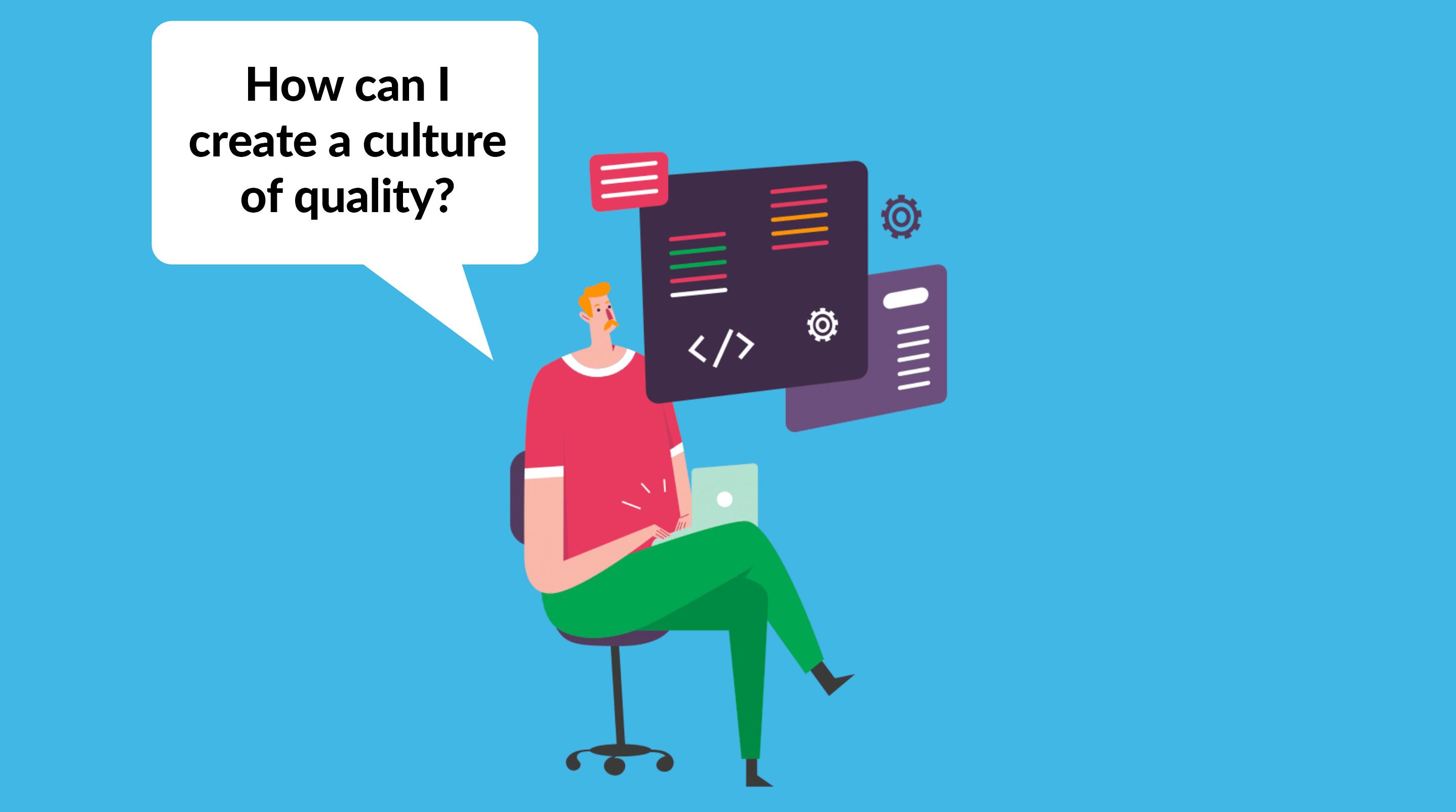 QA Strategy quality culture