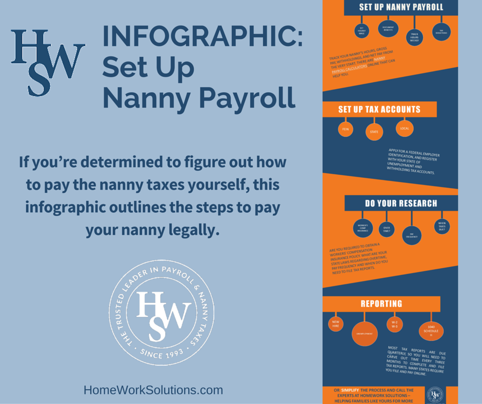 Homework solutions nanny payroll