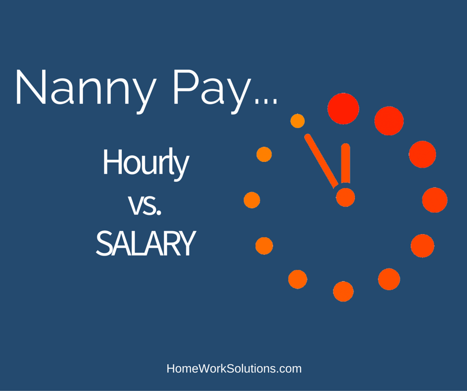 Offering a Nanny a Salary: What You Need To Know