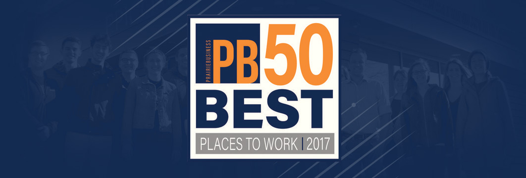 Epicosity Selected for '50 Best Places to Work'