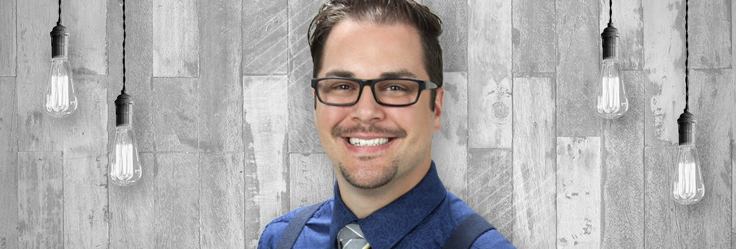 New Hire: Jay Bachmayer
