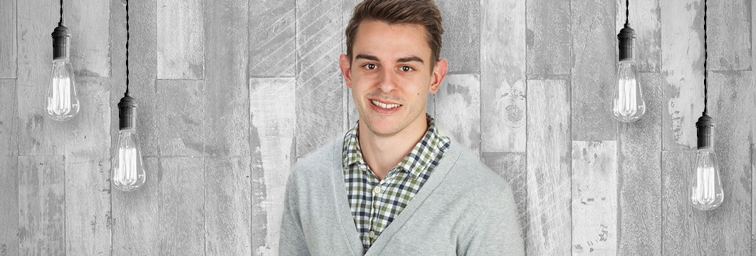 New Hire: Peter Chapman