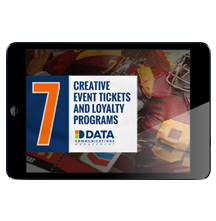 7 Creative Event Tickets And Loyalty Programs