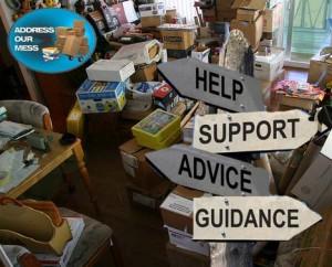 Helping Hoarders