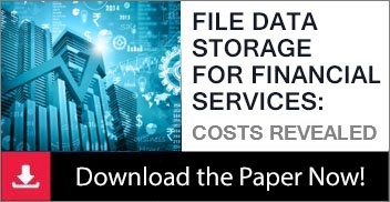 file data storage for financial services