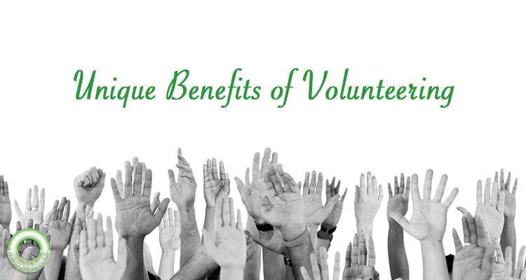 the benefits of volunteering Volunteering is an upaid activity and can have lots of benefits as well as having a positive impact on your community it can have multiple benefits for your mental health as well.