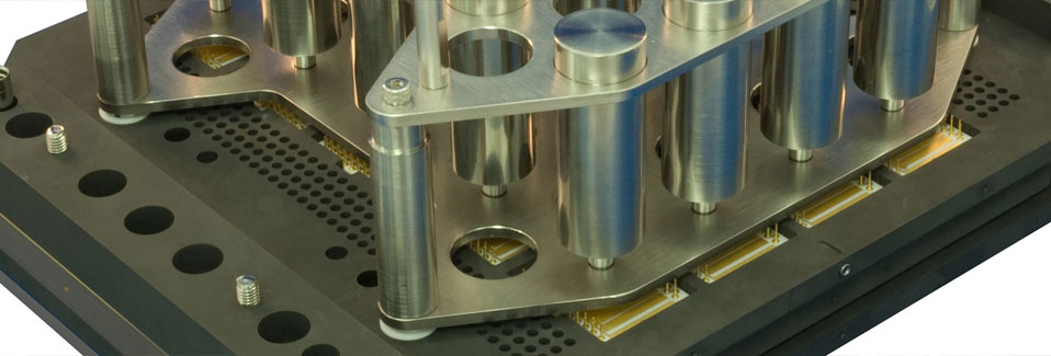 Tooling for High Vacuum MEMS Sealing