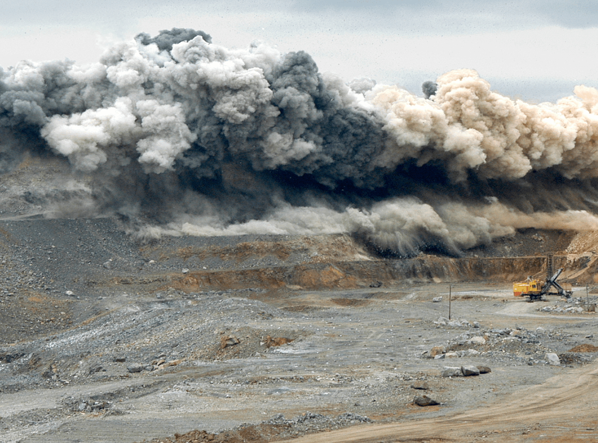 Dust is an inevitable part of mining. It's an unfortunate truth that something so small can cause far-reaching health, safety and environmental impacts.