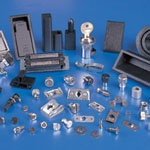 EAS Latches, Hinges, Handles & 1/4-Turn