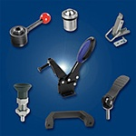 Adjustable Handles, Knobs, Plungers, Latches