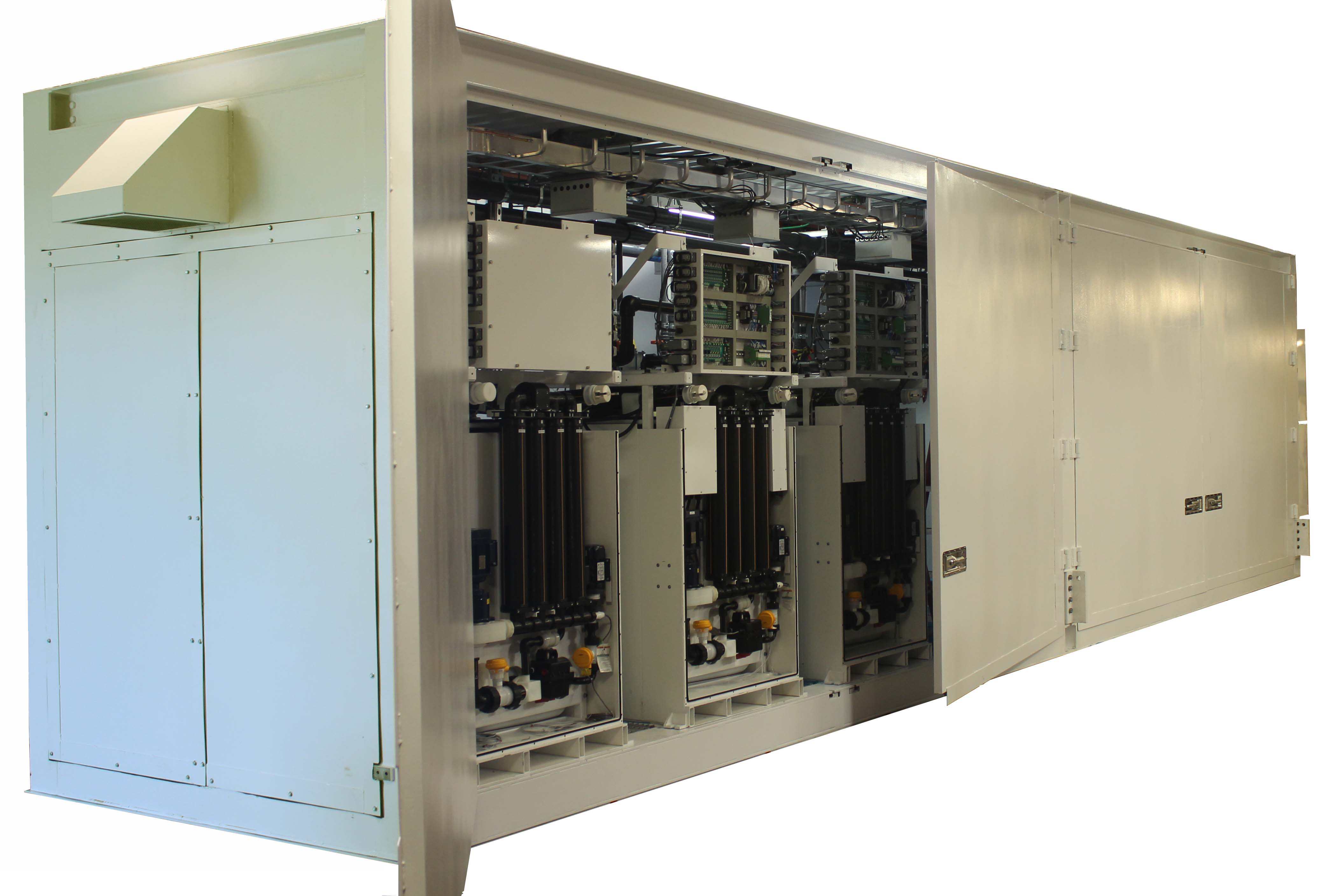 Grid-Scale Energy Storage Powered by LabVIEW