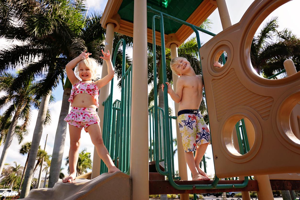 Preschoolers in Florida