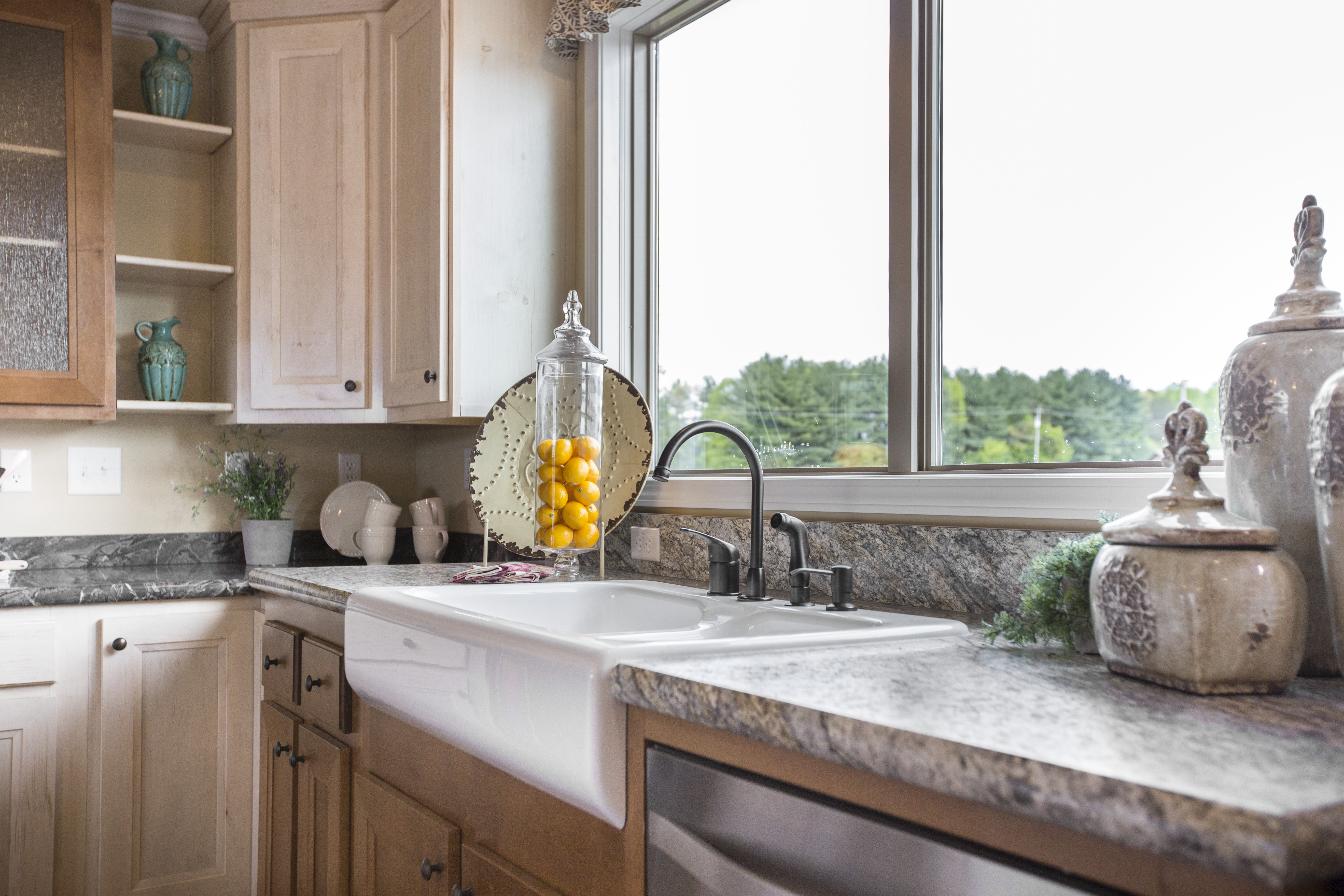 3 types of kitchen sinks for your clayton built home clayton blog
