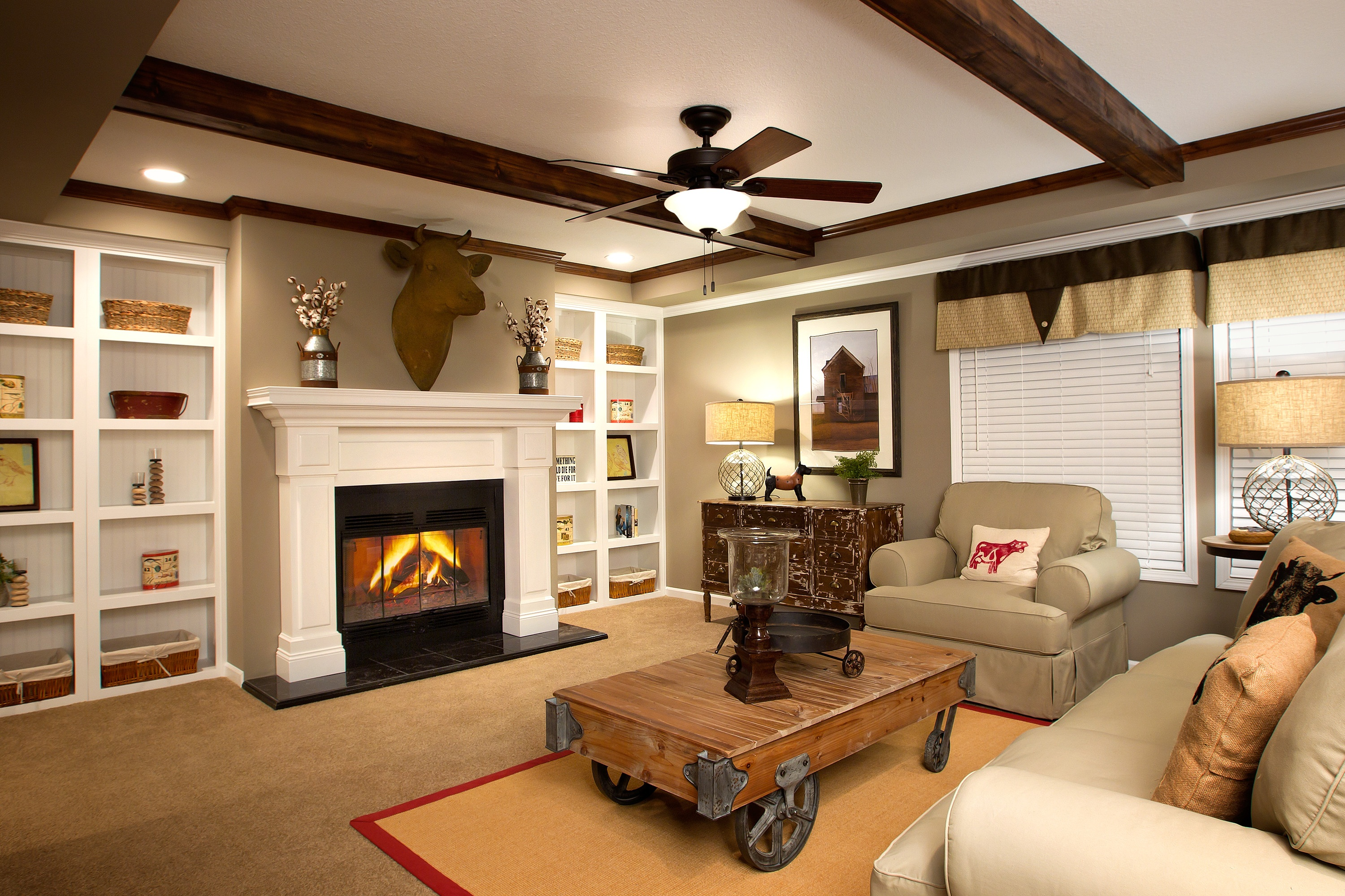 top 4 manufactured home fireplace designs by clayton clayton blog