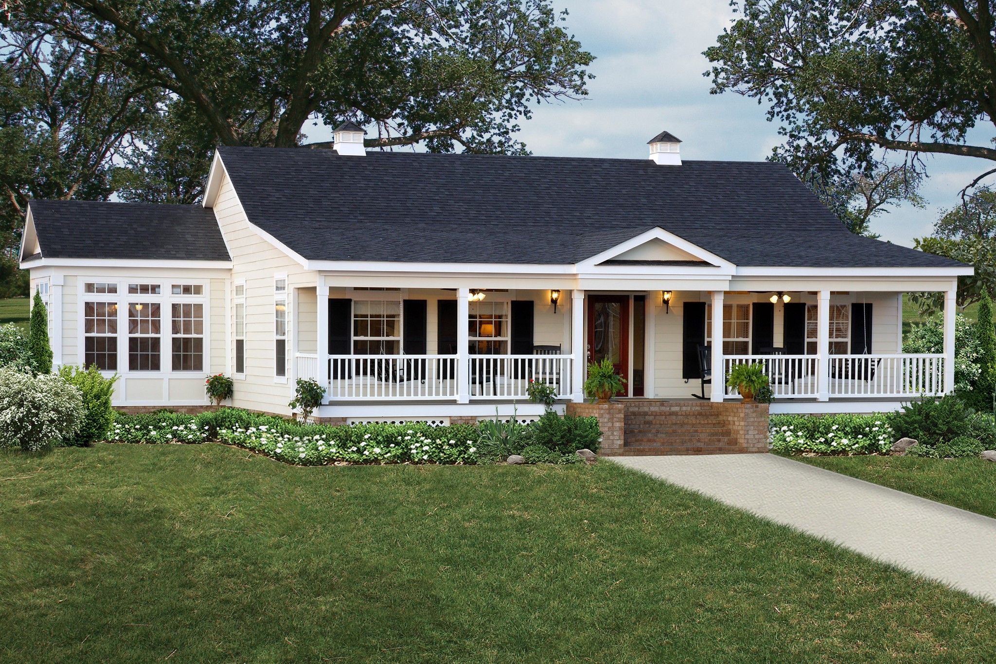 4 Classic American Manufactured And Modular Home Styles | Clayton Blog