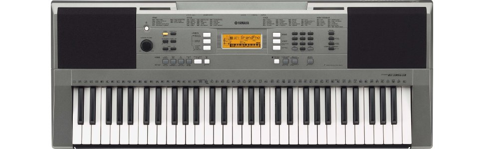 Jammin' With You! Music Store Yamaha keyboards keys piano PSR-E333