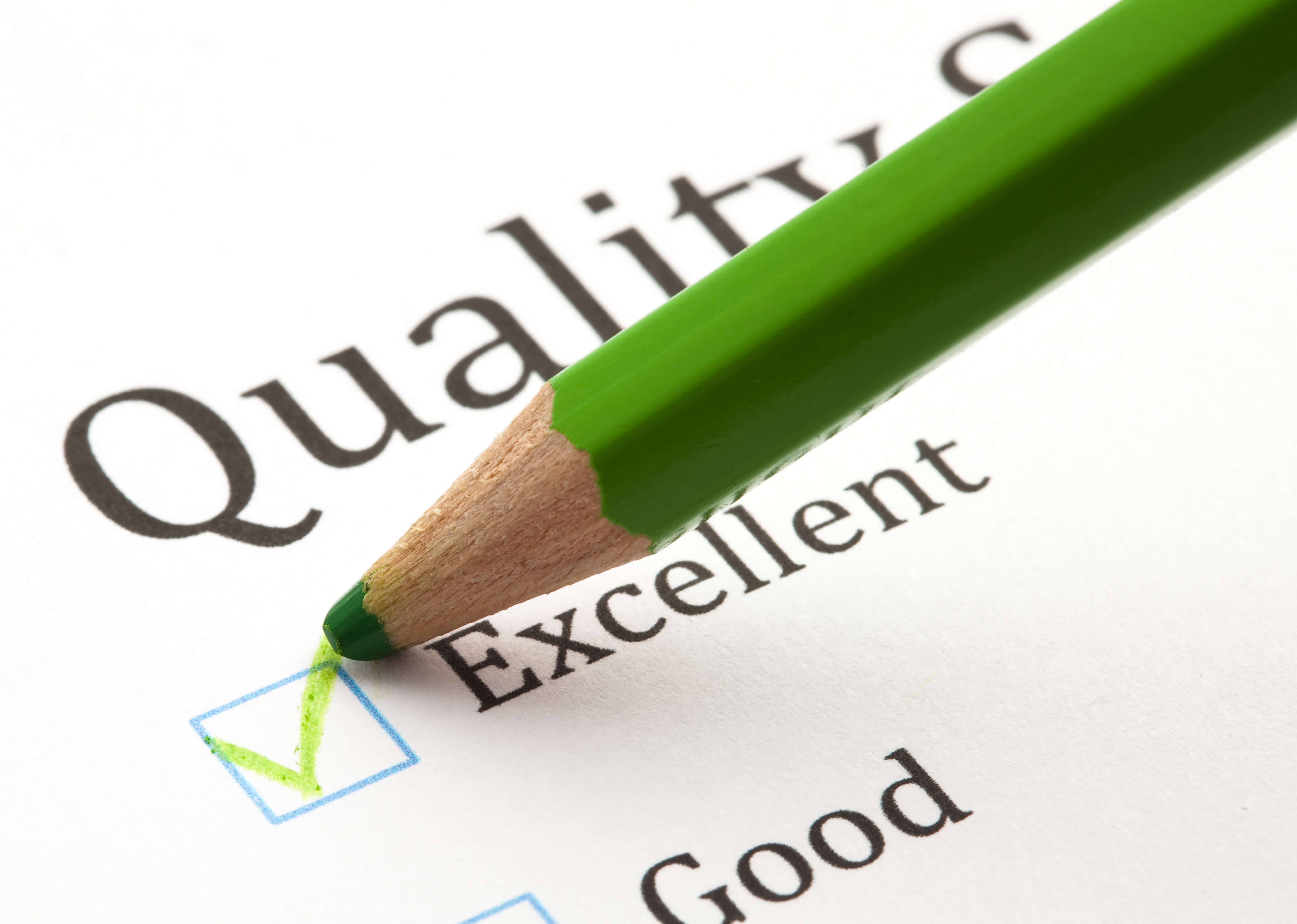 The Importance of Quality