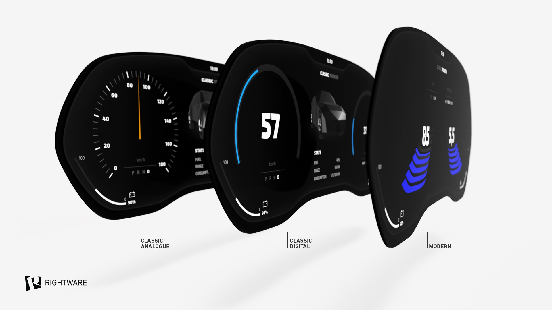 Rightware Has Released KanziR 35 A Feature Release Of Its Leading UI Design And Development Tool For Automotive Other Embedded Markets